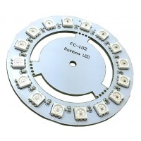 16  round 5050RGB full-color  LED module