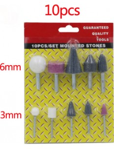 6mm and 3mm Grinding Tools Set