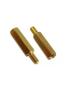 SPACER 25MM - CUPPER PARTS FOR PCB AND ELECTRONICS