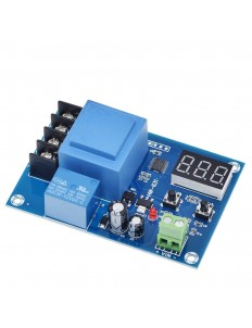 XH-M602 BATTERY CHARGING CONTROL MODULE AC 220V BATTERY CHARGER CONTROL SWITCH PROTECTION BOARD