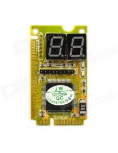 Mini Tester for PC Motherboards