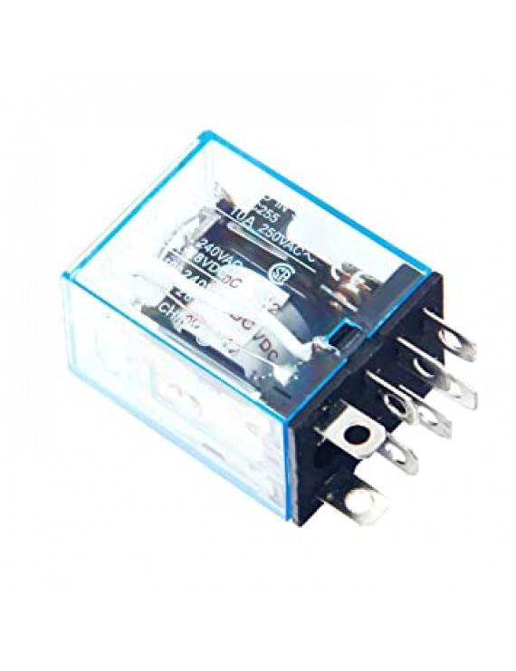 12V DC OMRON RELAY 8PIN DPDT