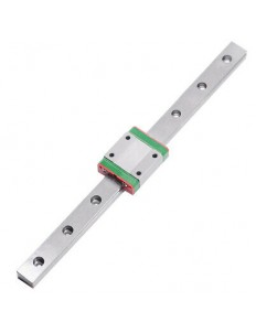 MGN15 LINEAR RAIL GUIDE WITH MGN15C CARRIAGE L=500MM