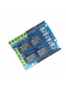 4 Relay Shield for Arduino