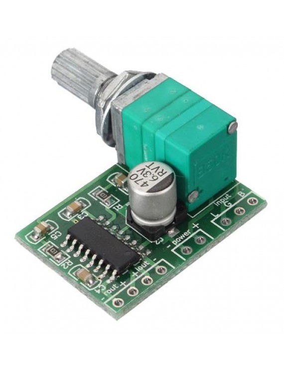 PAM8403 Audio Amplifier Module with Potentiometer