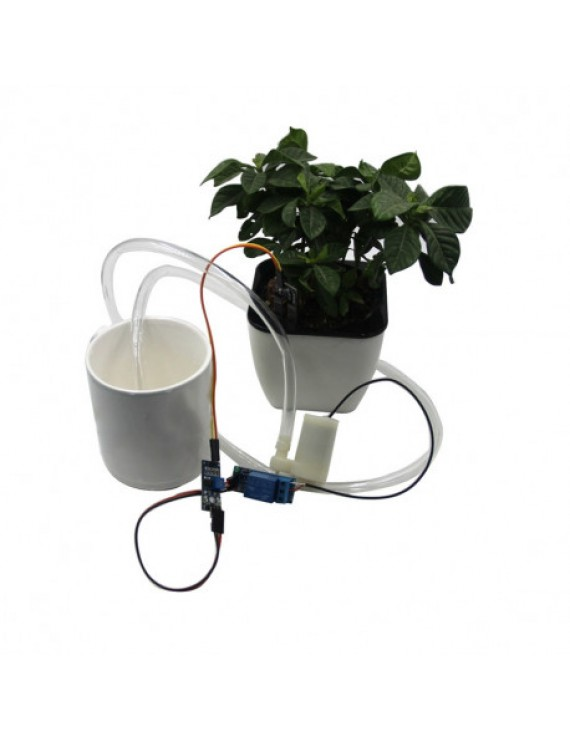 Automated Plant Watering System