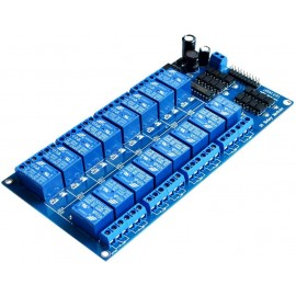 5V 16 Channel Relay Module with optocoupler