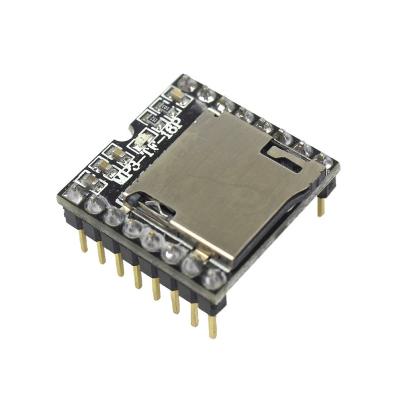 MP3 Player Audio Voice Module For DFPlay