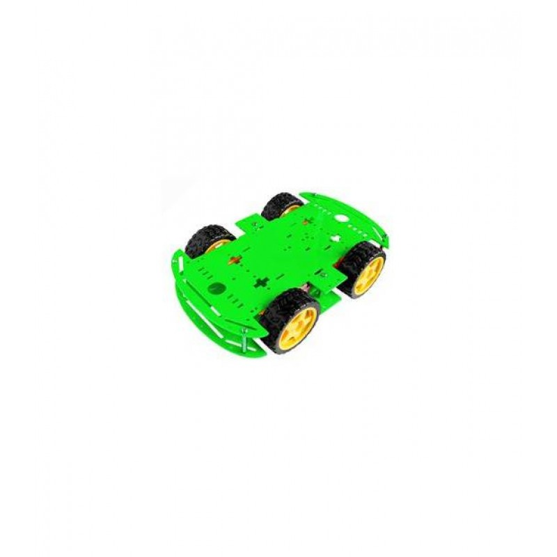 4wd Car Body green