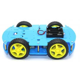 4wd Car Body blue