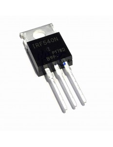 IRF540 MOSFET N-CHANNEL 33A 100V