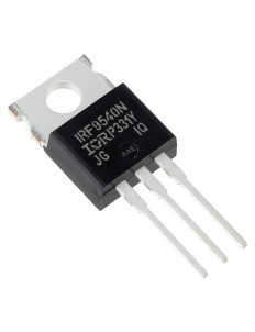 IRF9540N P-CHANNEL POWER MOSFET