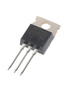 IRFZ44 N-CHANNEL MOSFET 49A 55V