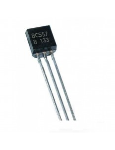 BC557 PNP EPITAXIAL SILICON TRANSISTOR
