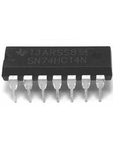 SN74HC14N SIX INDEPENDENT INVERTERS NOT GATE