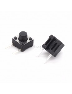 2 feet of vertical touch switch micro switch button switch 12 * 12 * 5