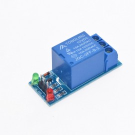 12V  1 Channel Low Level Triger Relay Module With Optocoupler
