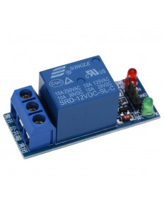 24V  1 Channel Relay Module With Optocoupler