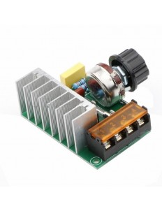 4000W AC voltage regulator