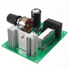 LM317 DC-DC Converters Step Down Power Module Adjustable Linear Regulator with  LED Meter