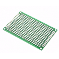 4*6CM double Side Copper Prototype PCB Tinned Universal Board 1.6T