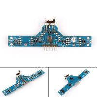 5 Channel Infrared Detection Tracking Photoelectric Sensor