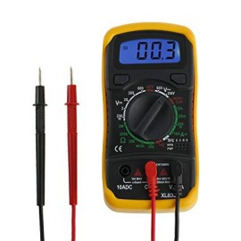 Digital Multimeter Tester XL830L With LCD