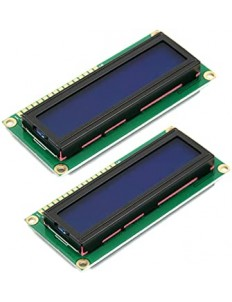LCD Module Display 16x2 Blue