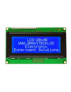 LCD Module Display 20x4 Blue
