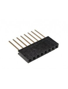 8 PIN Female Header 2.54mm 11MM
