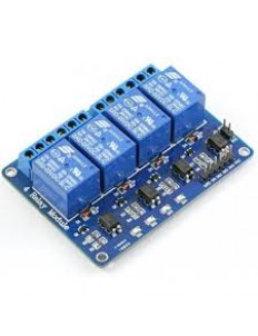 5V 4 Channel Relay Module with optocoupler
