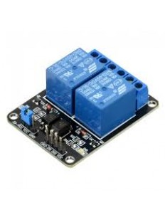 5V  2-Channel Relay Module with optocoupler