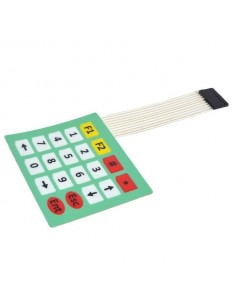 4*5 Matrix Keypad