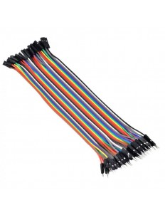 20cm Male TO Female  40Pin Jumper Wires