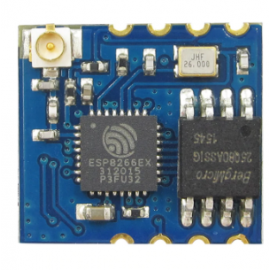 ESP8266 ESP-02 Remote Serial Port WIFI Transceiver Wireless Module AP+STA