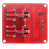 24V 2-Channel Relay Module with optocoupler
