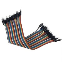 40cm Male TO Male  40Pin Jumper Wires