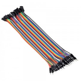 40cm Male TO Female Jumper Wires
