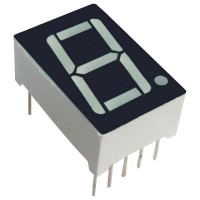 1 Digits 7 Segment LED Display