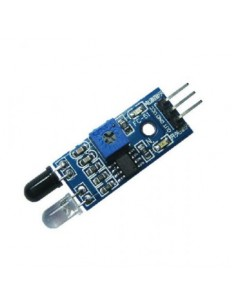 Obstacle avoidance  infrared receiving  infrared reflection sensor module
