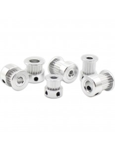 2GT-20 Gear 20 teeth 5 mm