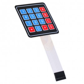 4*4 Matrix Keypad