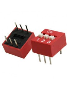 3 POSITION DIP SWITCH