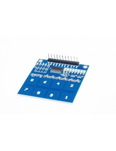 8 channel Capacitive touch button switch module TTP226