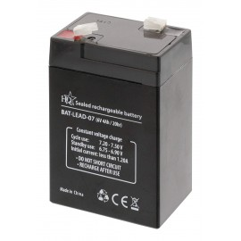 6v 4A lead acid BATTERY