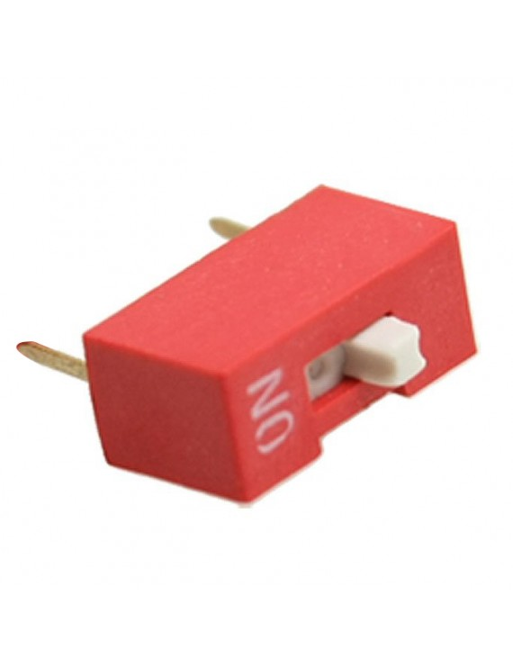 1 POSITION DIP SWITCH