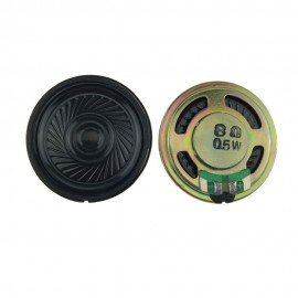 0.5Watt 8R mini Round Speaker 36MM