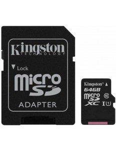 64GB micro SD kingstone