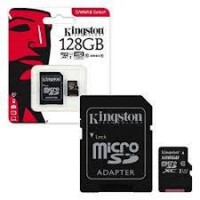 128GB micro SD kingstone