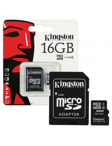 16 GB micro SD kingstone
